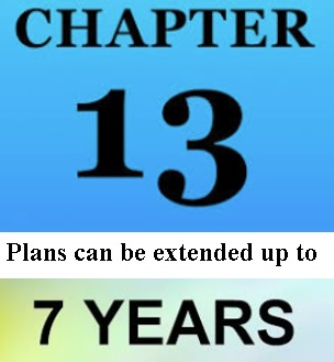 chapter 13 7 year plans