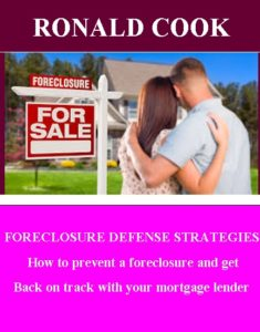 foreclosure book